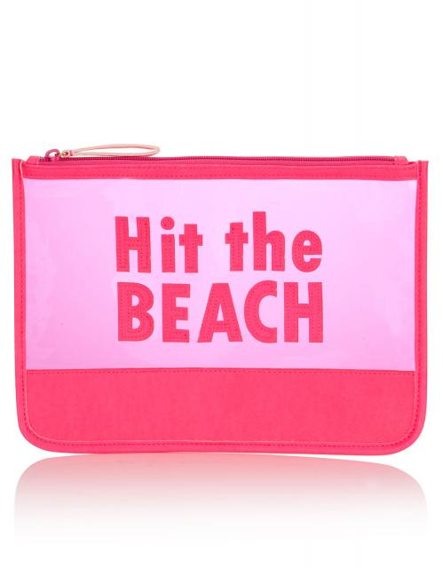 Bikini-Bag in pink