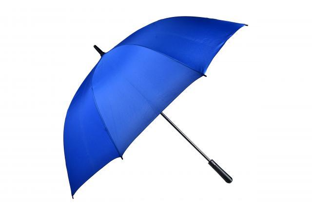 Schirm blau