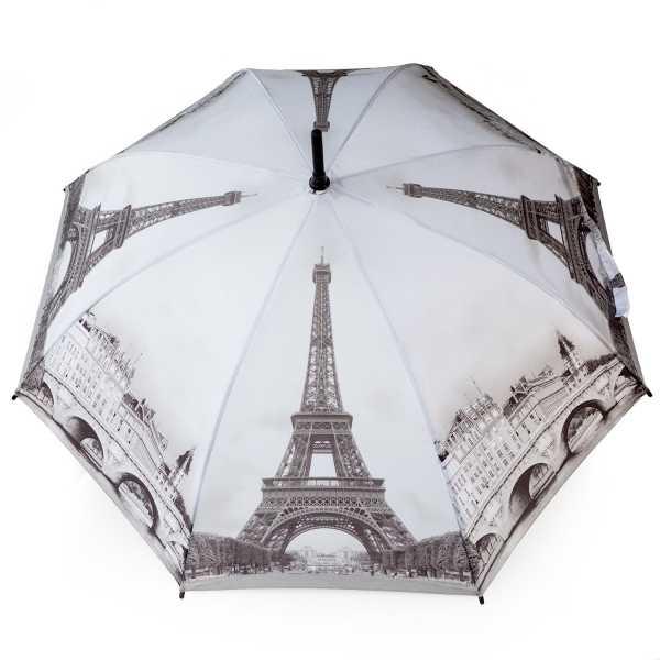 Schirm mit Bildaufdruck